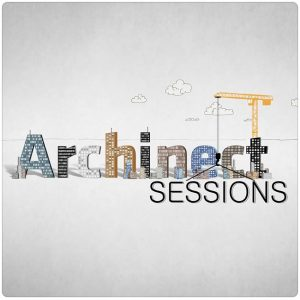 Archinect Sessions podcast logo