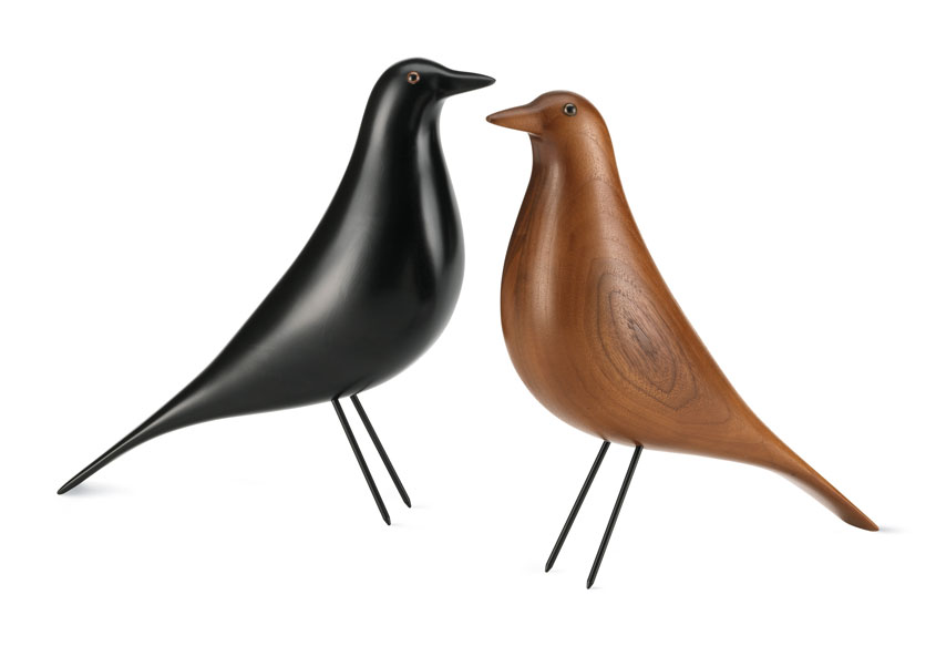 mid century accents: eames house birds