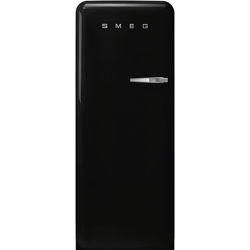 black smeg refriderator