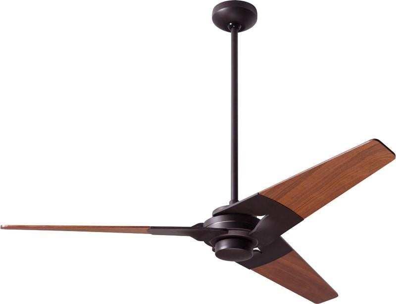 modern ceiling fan with three blades