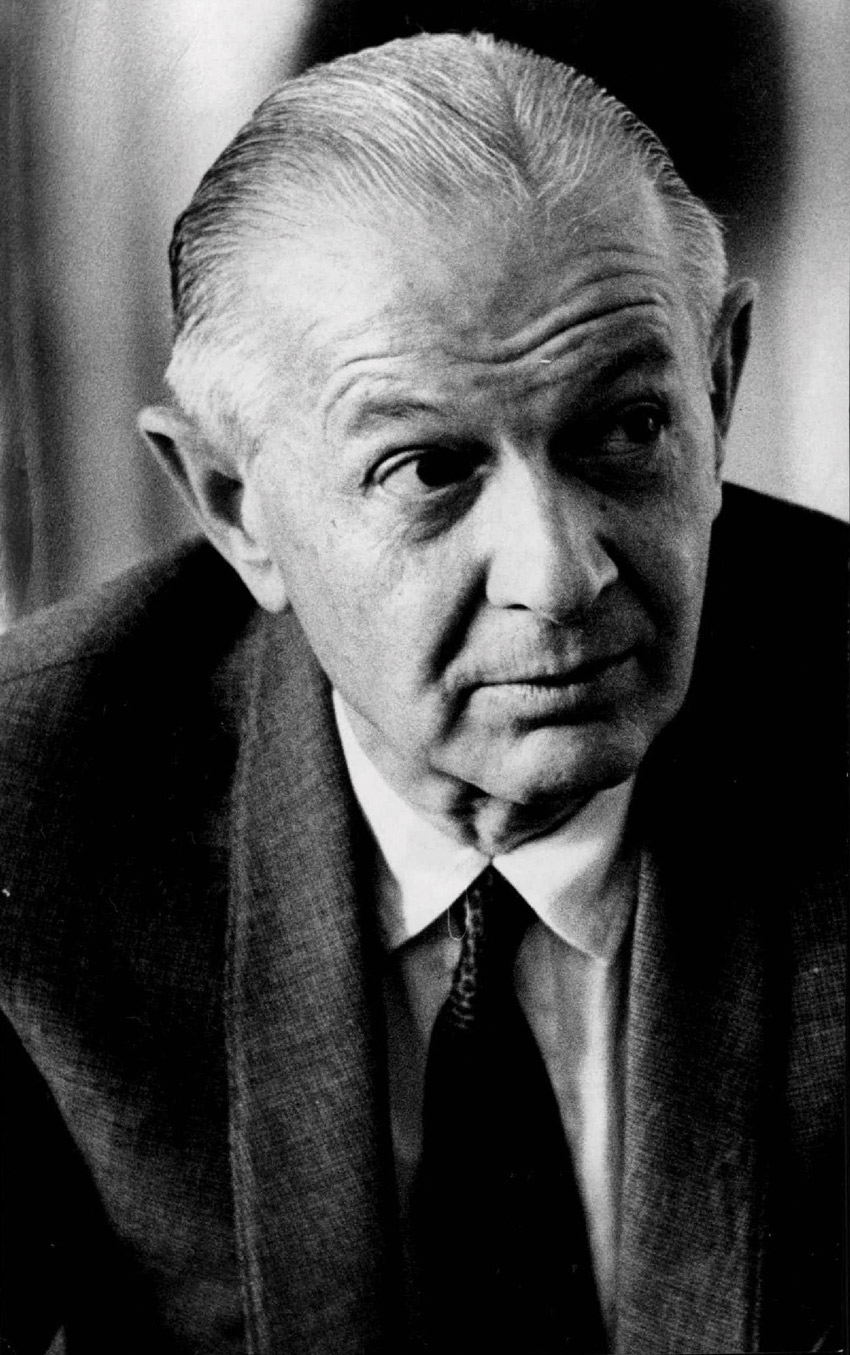 portrait of Alexander Girard