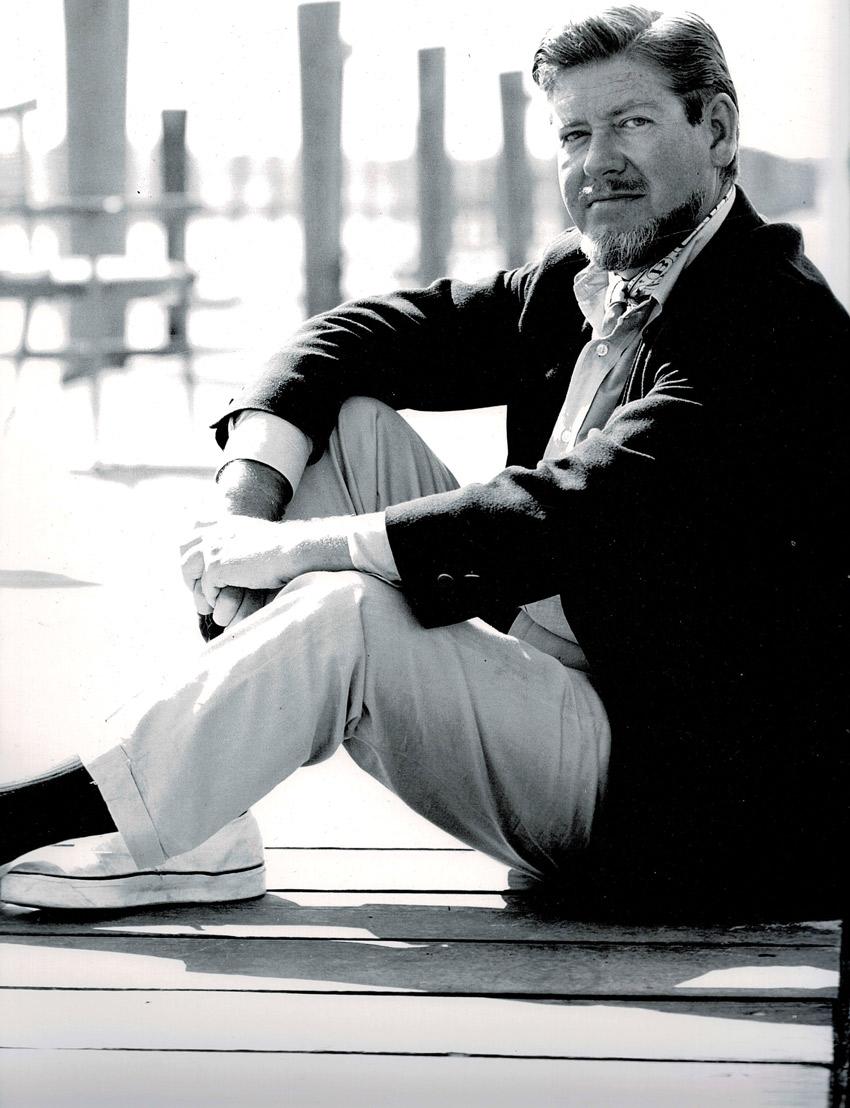 a portrait of Paul McCobb
