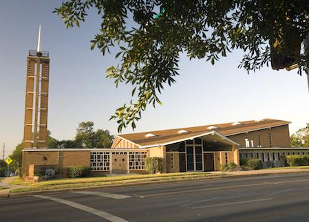 david chapel missionary church designed by architect John Chase