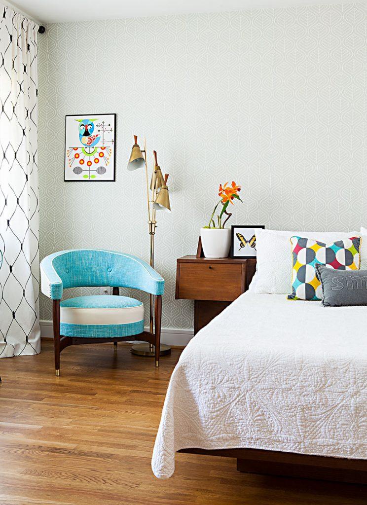 MCM bedroom