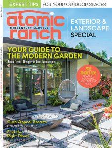 Atomic Ranch Exterior Design & Landscape Special