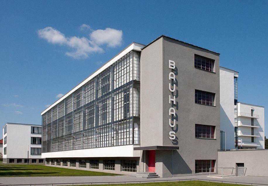bauhaus school dessau