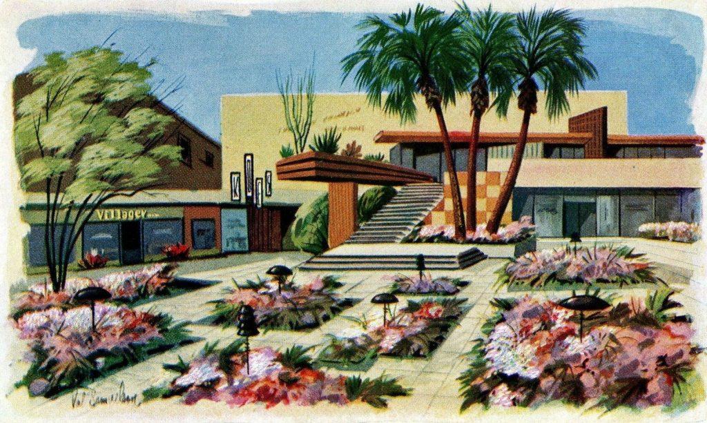Palm Springs Town and Country Center