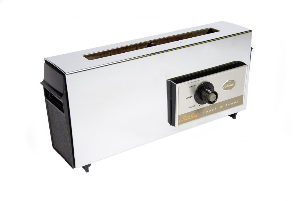 Sunbeam Thinline Touch and Toast Toaster