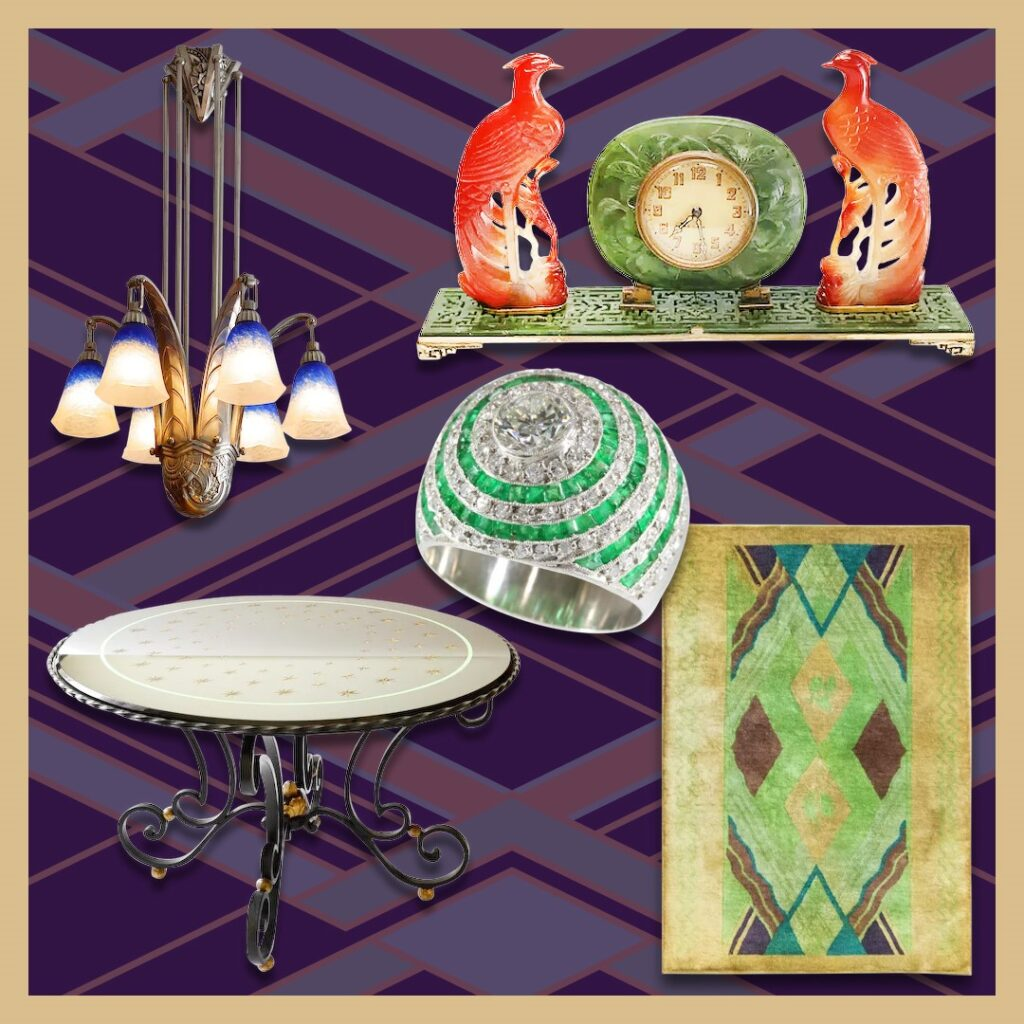 rubylane washington dc modernism show art deco