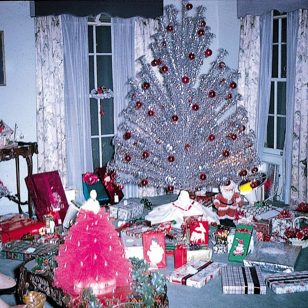 christmases of decades past 1950s