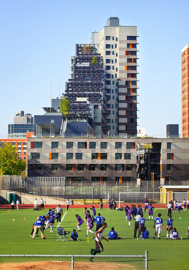 inspiring affordable housing the bronx