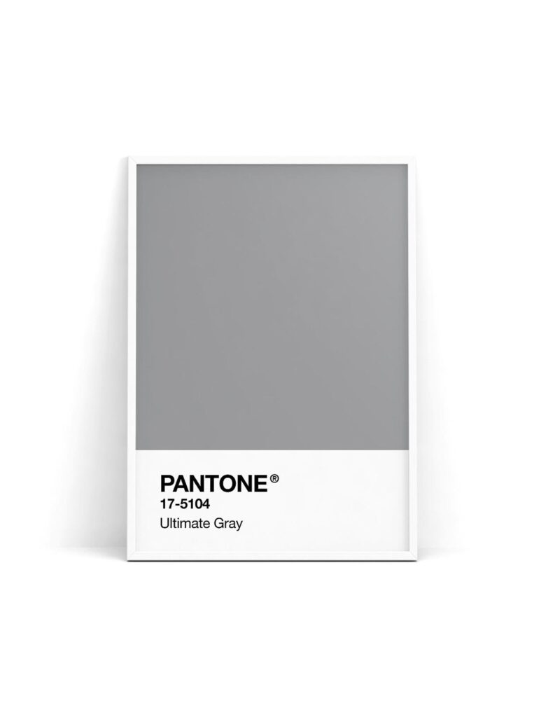pantone color of the year 2021 poster