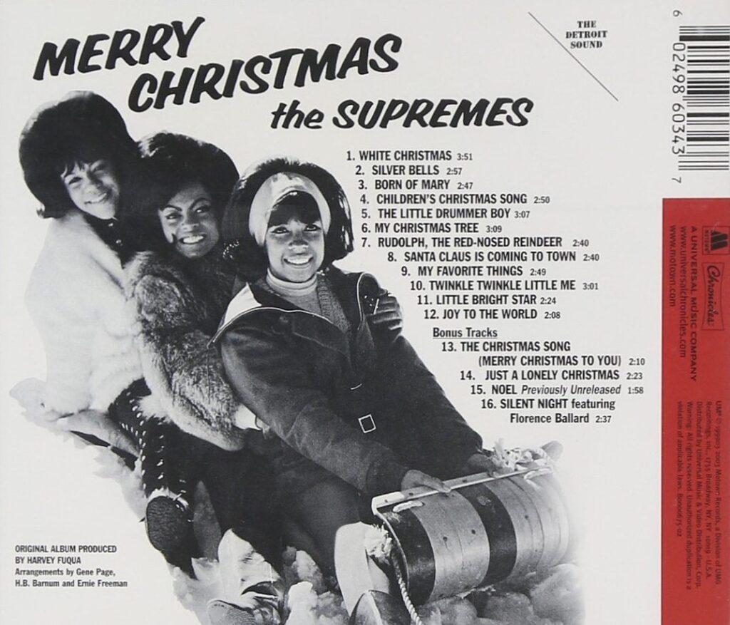The Supremes' Christmas Album