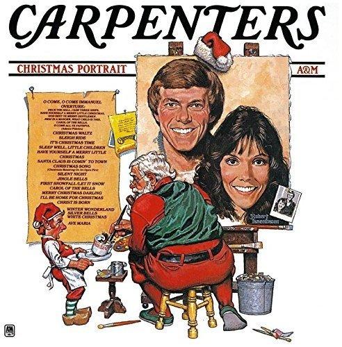 The Carpenter's Christmas Portrait