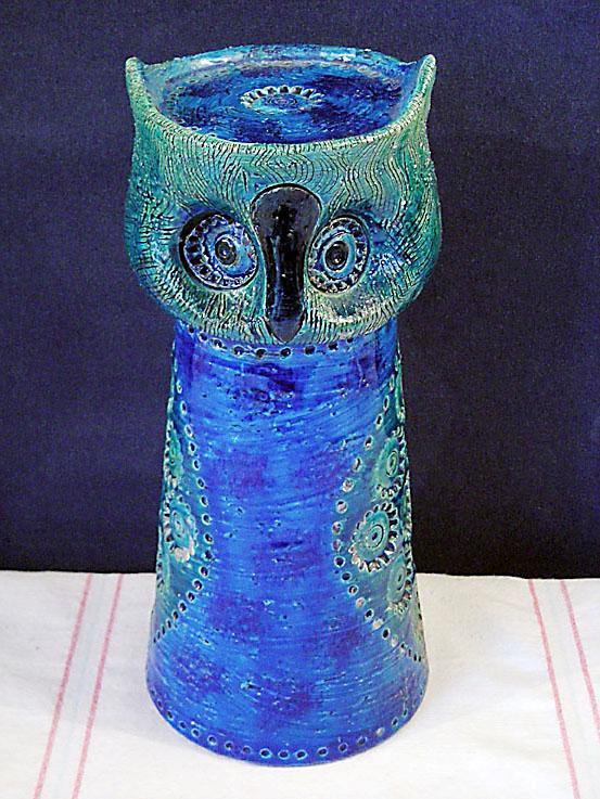Vintage Bitossi owl