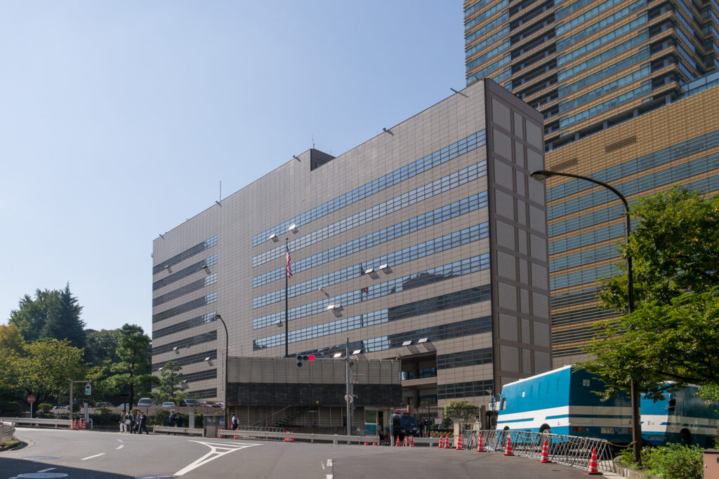 Embassy of the United States of America in Japan
