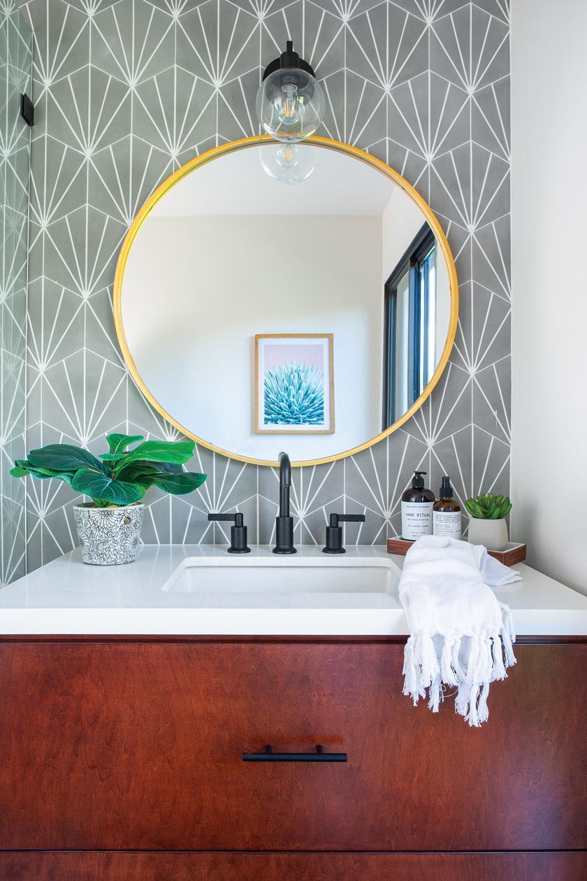 Fullerton Forever bathroom tile