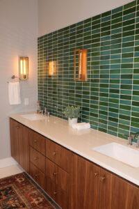 Project House builder bathroom