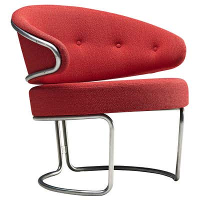 1968 design of a Mid Century Modern Easy Chair