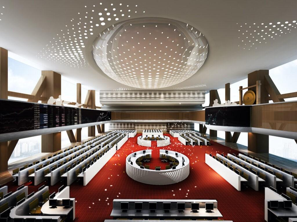 Guangzhou Circle interior