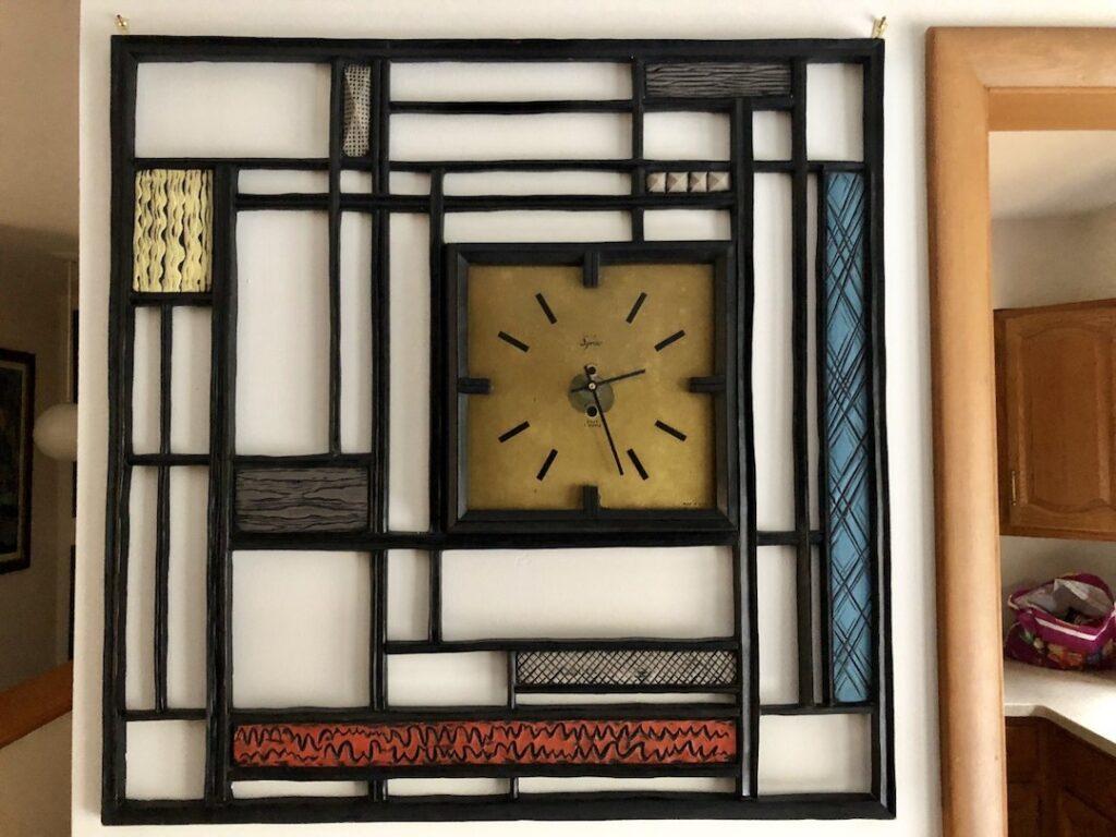 Syroco clock