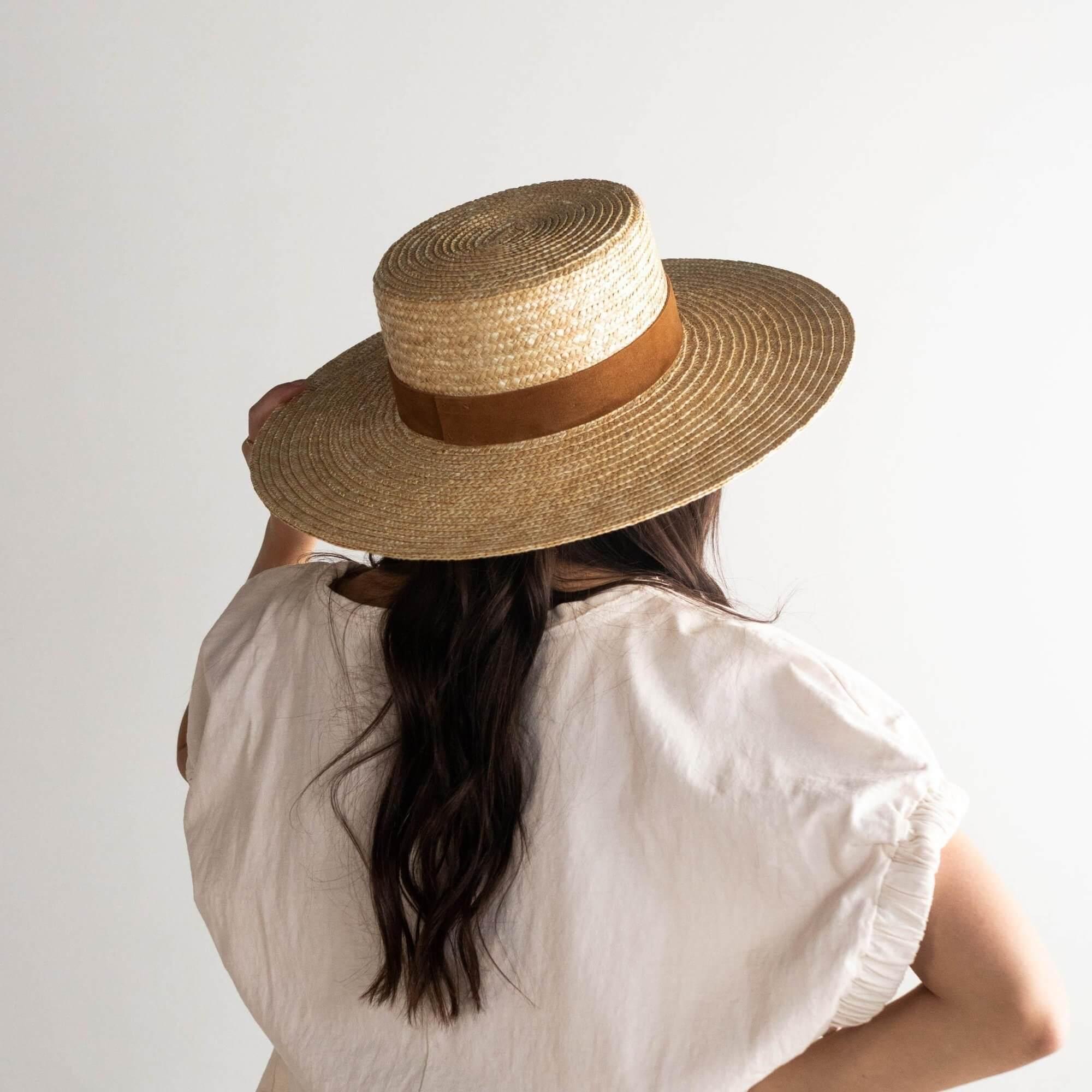 MCM outdoor gardening straw hat