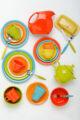 fiesta ware retro kitchen collectable